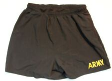 U.S. ARMY PT GYM SHORTS NEW STYLE LARGE
