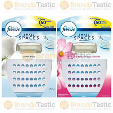 FEBREZE SET N REFRESH SMALL SPACES BATHROOM AIR FRESHENER CHOOSE FRAGRANCE