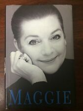 MAGGIE TABBERER SIGNED COPY AUTOGRAPHED BOOK Scarce 1st Edition HC
