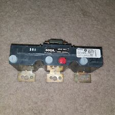 GE General Electric TJK636T600 600A Trip Unit for TJK Circuit Breaker 600 Amp