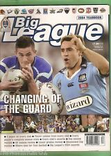 #KK.   2004 RUGBY LEAGUE ANNUAL YEARBOOK, CANTERBURY BULLDOGS   PREMIERS