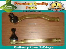 2 OUTER TIE ROD END SET FOR HONDA PRELUDE 92-01