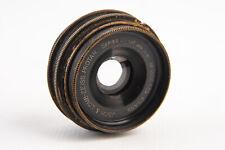 Bausch & Lomb Zeiss Protar Series V 6 1/2 x 8 1/2 f/18 Large Format Lens V16