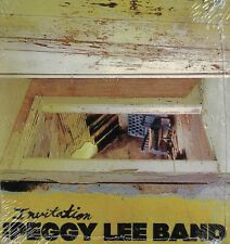 Peggy Lee Invitation CD NEW in Shrink Wrap 875531008531 Free U.S. Shipping