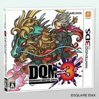 USED Nintendo 3DS Dragon Quest Monsters Joker 3
