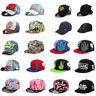 New Mens Womens Baseball Cap Hip-Hop Hat Adjustable Snapback Sport Unisex Gift