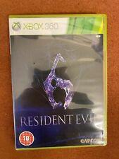 Resident Evil 6 - Xbox 360 - Free UK Post.