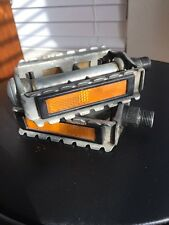 VP Components VP-378 Steel Rattrap Pedals 1/2""