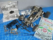 Used Tamiya 1/10 R/C Frog 58354 with motor servo new decal for parts or restore
