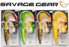 Savage Gear 3D Hibrid Pike 2+1 17cm-45g Pêche, Appâts, Brochet, Prédateurs
