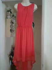 Ladies Coral dress 18