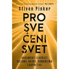 PROSVECENI SVET -STIVEN PINKER,Serbianshop,Srbija,Serbien,Knjiga,Serbia,Belgrade