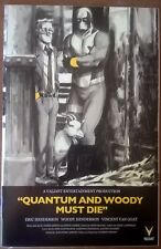 Quantum and Woody Must Die #1 Zdarsky 1:25 Variant NM Valiant TV Show RARE