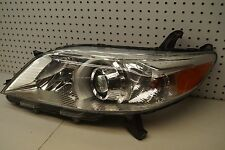 2011 2012 2013 2014 Toyota Sienna Left Driver Side Halogen Headlight OEM
