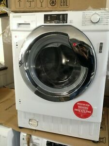 New Hoover HBWM814DC Integrated 8Kg Washing Machine with 1400 rpm A+++ Rated