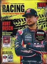 2017 Beckett Racing Collectibles Card Price Guide 28th Edition Kurt Busch