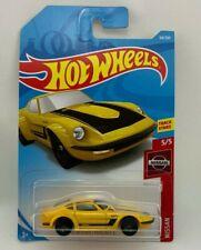 Hot Wheels | Nissan Fairlady Z Yellow | Nissan 5/5 Nismo
