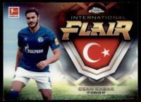 2019-20 Topps Chrome Bundesliga International Flair #IF-15 Ozan Kabak