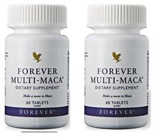 2 bot. of Forever MULTI MACA promote libido, sexual potency, energy.KOSHER/HALAL