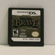 Brave Nintendo DS/ Cart Only/ Tested Working/ Free Canada Shipping