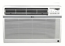 LG LW2516ER - 25,000 BTU 220V Window A/C: Remote & Window Accessories Included
