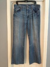 Seven 7 For All Mankind Jeans Womens Size 36 Style #T521173U-173U Cut #715644