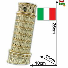 Leaning Tower of Pisa Italy 3D Puzzle 13 pcs