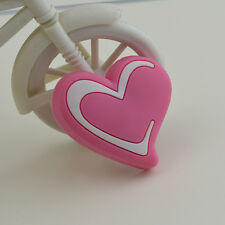 Child Room Cabinet Knobs Cupboard Closet Furniture Drawer Pink Heart Pull Handle