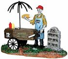 Lemax 42215 GHOUL HOT DOG VENDOR Spooky Town Figurine Halloween Decor Carnival I