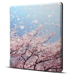 "Amazon Kindle Oasis 2017 7"" Japanese Cherry PU Leather Protective Flip Case"