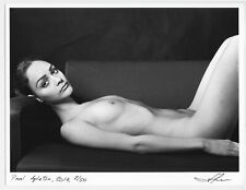 Artnude photograph by Pavel Apletin, digital print signed limited female nudity