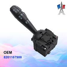 Commodo commande de clignotants pour Dacia Duster Sandero Logan oem 8201167988