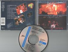Mother's Finest  CD  SAME  (  LIVE )