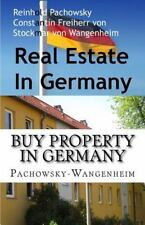 Buy Property in Germany : More Information about a Good Investment by...