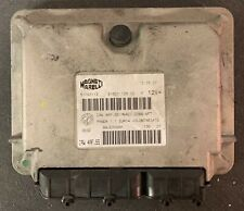 Calculateur moteur FIAT PANDA IAW 4AF.SS 6160112502F 51793113