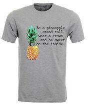 PIÑA inspiriational frase wear a Corona Camiseta Hombre Camisa top ah17