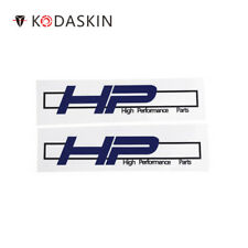 2 pieces Motorcycle Emblem Sticker Decals  For BMW S1000RR HP4 HP