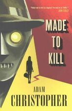 Made to Kill (The LA Trilogy 1), Very Good Condition Book, Adam Christopher, ISB