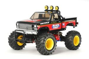 TAMIYA RC 58633 Blackfoot 2016 1:10 RC Truck Assembly Kit