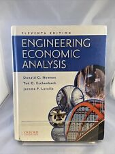 Engineering Economic Analysis 11th Edition by Newnan, Eschenbach, & Lavelle
