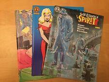 WILL EISNER'S THE SPIRIT MAGAZINE 31, 32, & 33, 1ST PRINTS, KITCHEN SINK, 1981