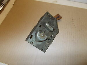 Mopar NOS Rear Door Lock Rt. 53,54 DeSoto, Chrysler