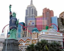 VEGAS GOLDEN KNIGHTS NEW YORK NY CASINO 8X10 PHOTO Las Vegas NHL Hockey
