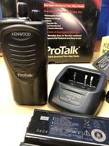 Kenwood ProTalk Tk-3200 8 channel