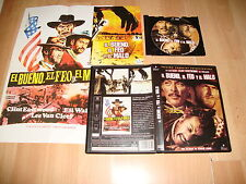 EL BUENO, EL FEO Y EL MALO EDICION COLECCIONISTA DVD DEL DIRECTOR SERGIO LEONE