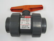 3'' Hayward TU ball valve, socket end only*