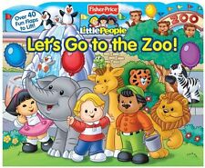 Fisher-Price Little People Lets Go to the Zoo! by Ellen Weiss