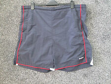 REEBOK - BLUE, SWIM/GYM/BEACH 100% POLYESTER LINED SHORTS Size X LARGE