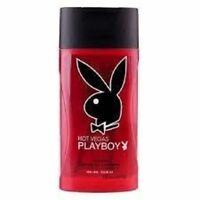 Lot of 12 Playboy Full Body Shower Gel & Shampoo - Hot Vegas - Lot of 3
