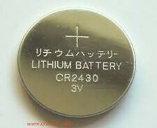 10 × CR2430 TIANTAN Lithium Primary Battery Brand New Factory Direct Bulk